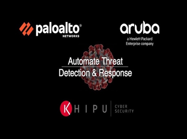 Webinar: A Palo Alto Networks and HPE Aruba Integration