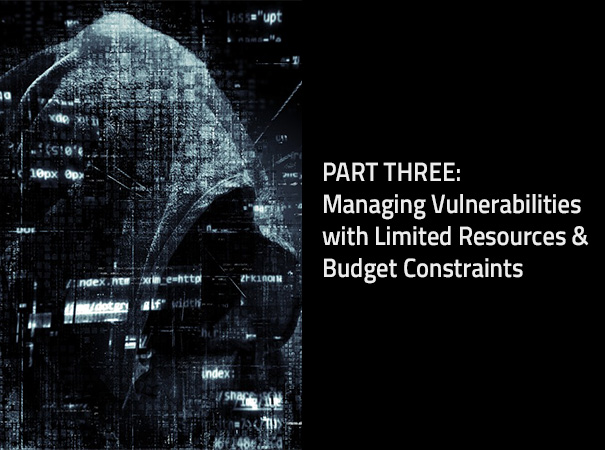 Managing Vulnerabilities with Limited Resources & Budget Constraints